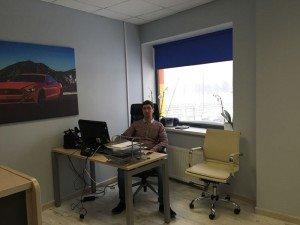 Офис автоломбард Гольфстрим 1